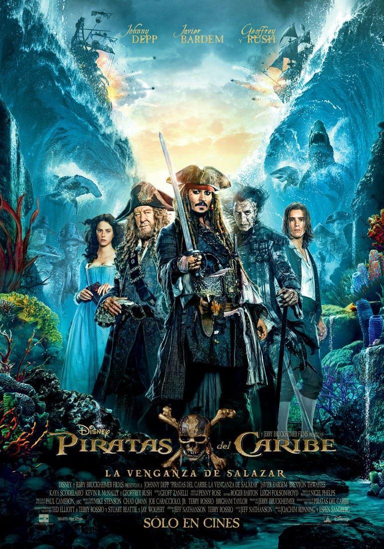 Piráti z Karibiku: Salazarova pomsta | Fandíme filmu