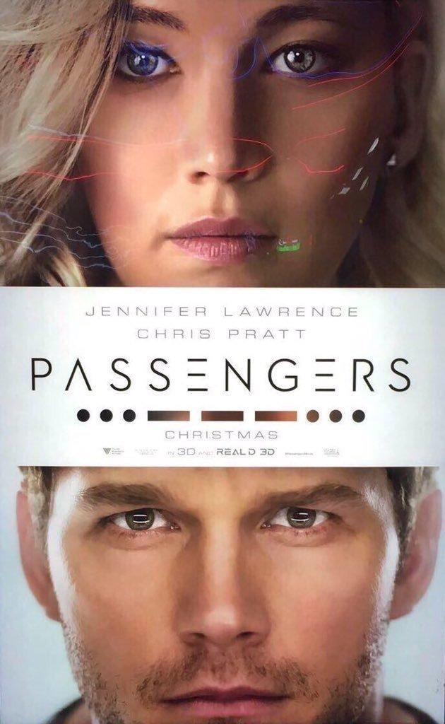 Pasažéři | Fandíme filmu