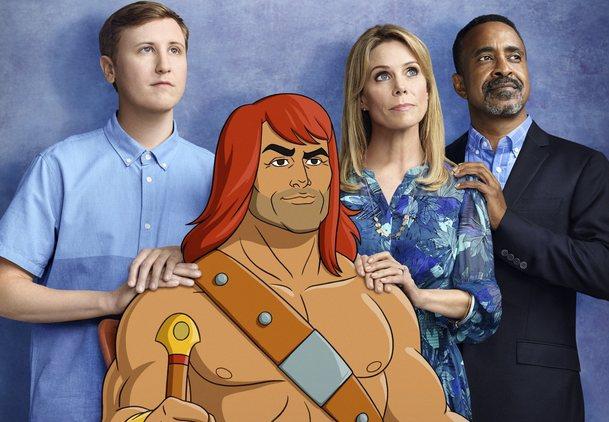 """Son of Zorn: Animovaný """"Conan"""" žije v hraném lidském světě   Fandíme serialům"""