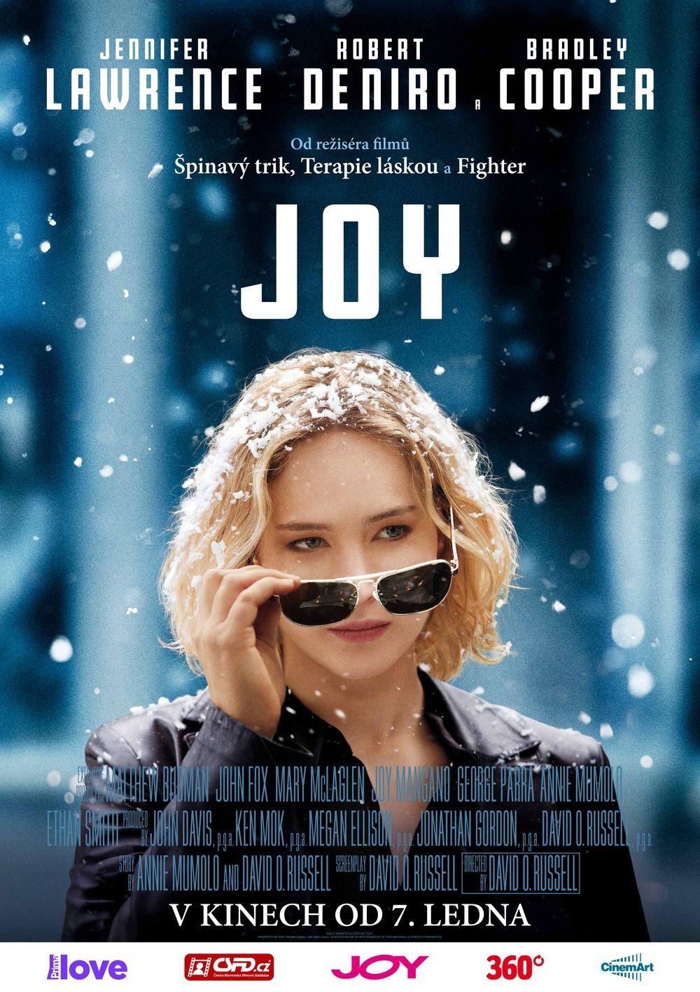 Joy | Fandíme filmu