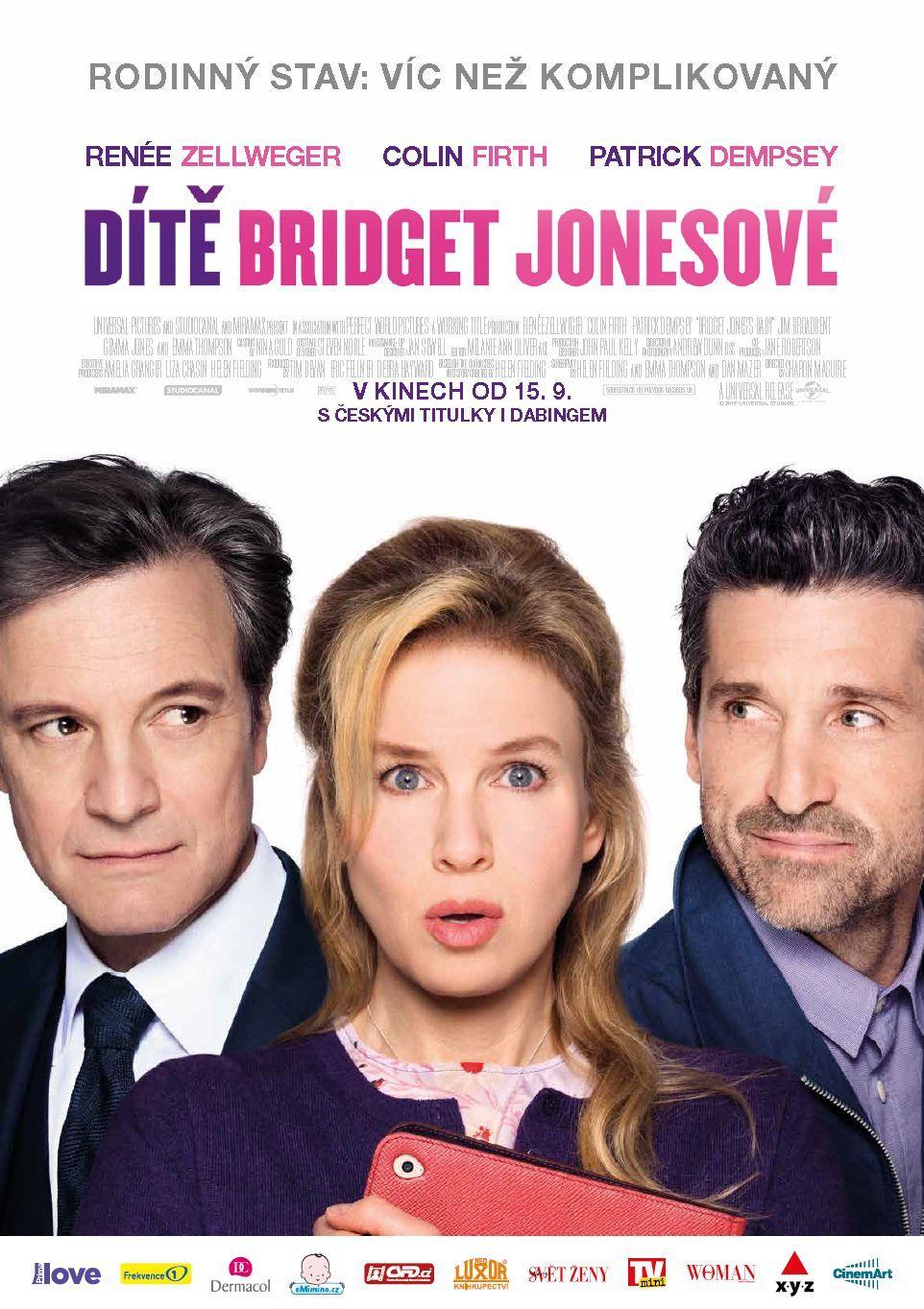 Dítě Bridget Jonesové | Fandíme filmu
