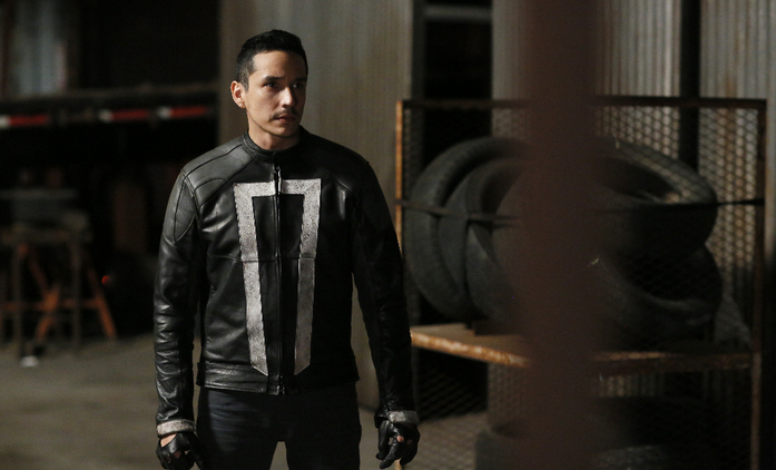 Agents of S.H.I.L.E.D.: Ghost Rider na fotkách a v traileru | Fandíme seriálům