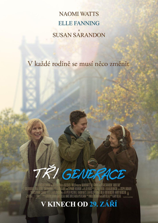 Tři generace | Fandíme filmu