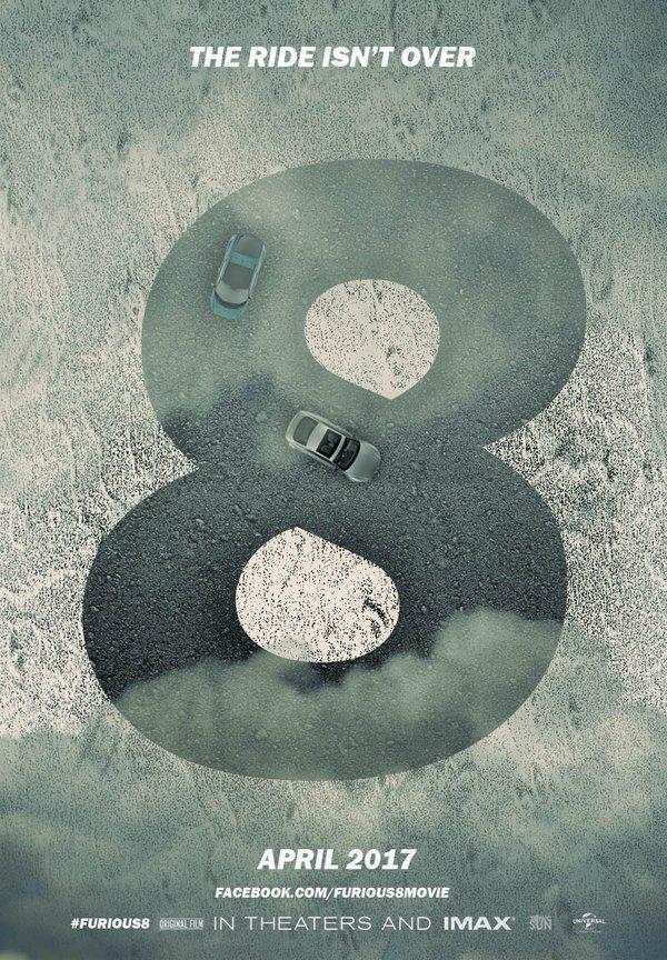 Rychle a zběsile 8 | Fandíme filmu