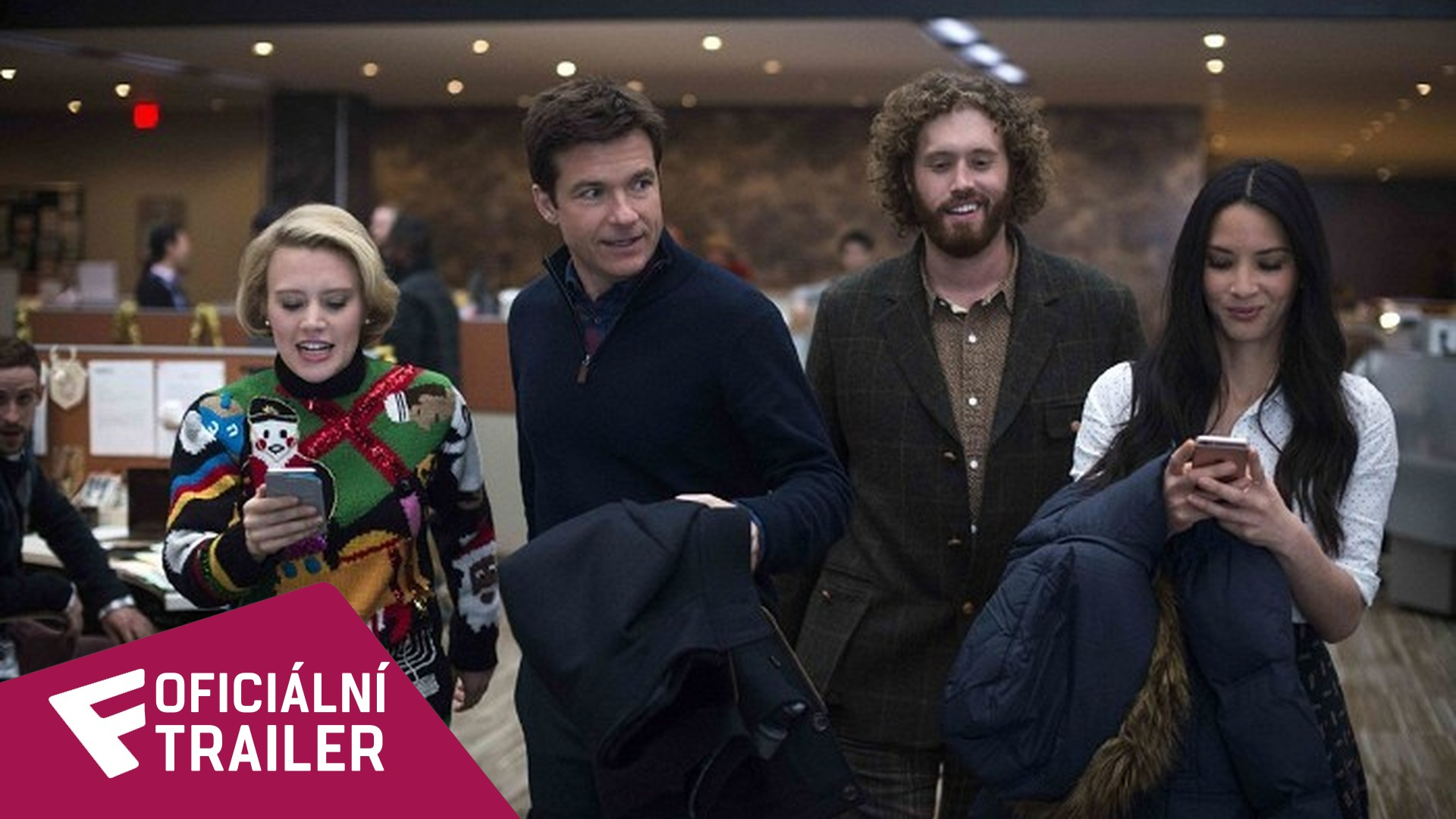 Office Christmas Party - Oficiální Teaser Trailer | Fandíme filmu