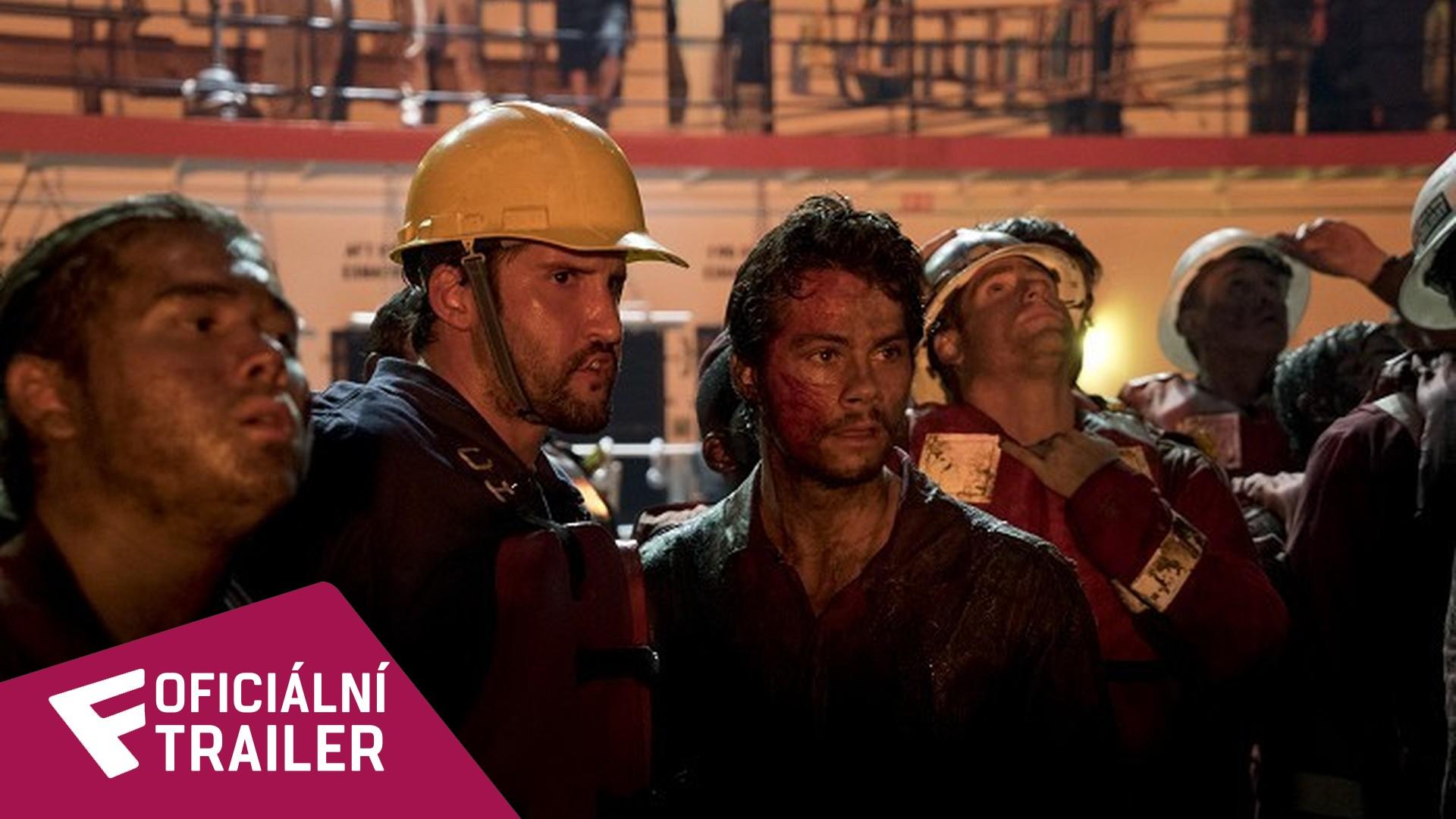 Deepwater Horizon: Moře v plamenech - Oficiální Trailer (Courage) | Fandíme filmu