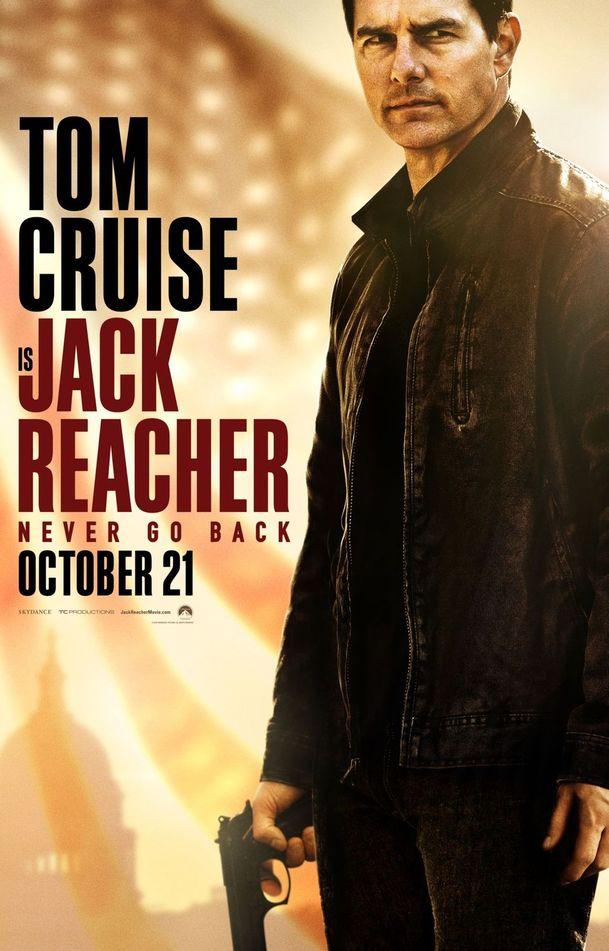 Jack Reacher: Nevracej se v šesti TV Spotech   Fandíme filmu