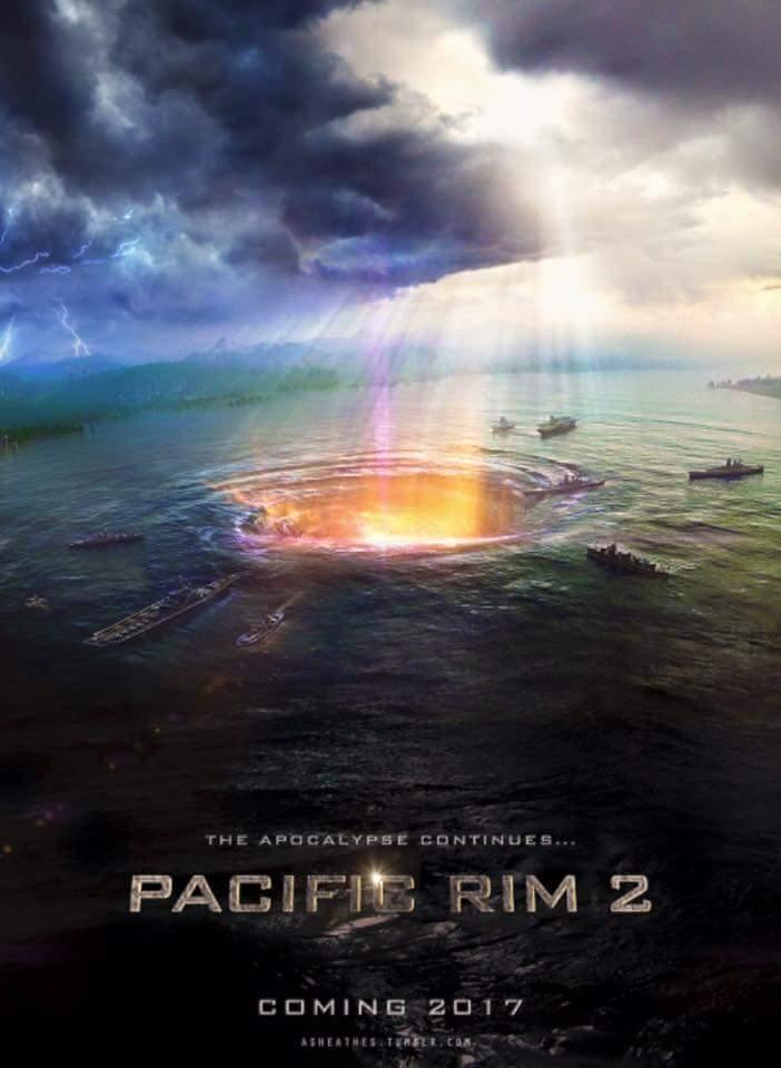 Pacific Rim: Uprising | Fandíme filmu