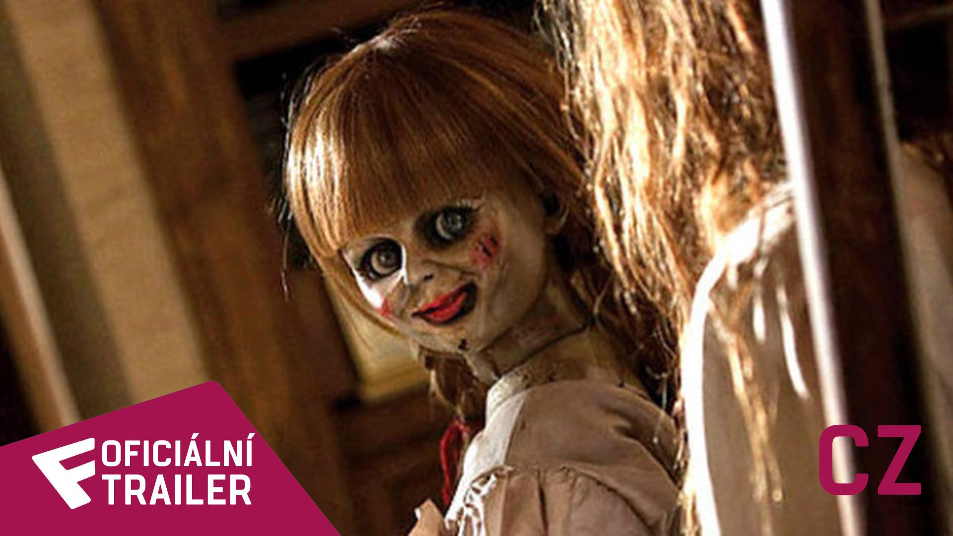 Annabelle 2 - Oficiální Teaser Trailer (CZ) | Fandíme filmu
