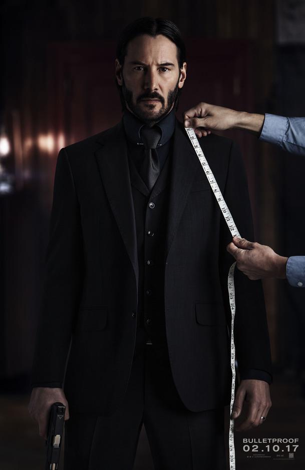 John Wick 3 se už chystá | Fandíme filmu