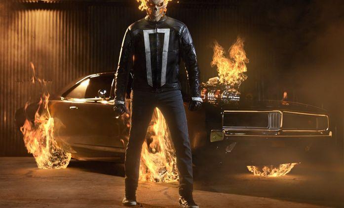 Ghost Rider by mohl dostat vlastní seriál | Fandíme seriálům
