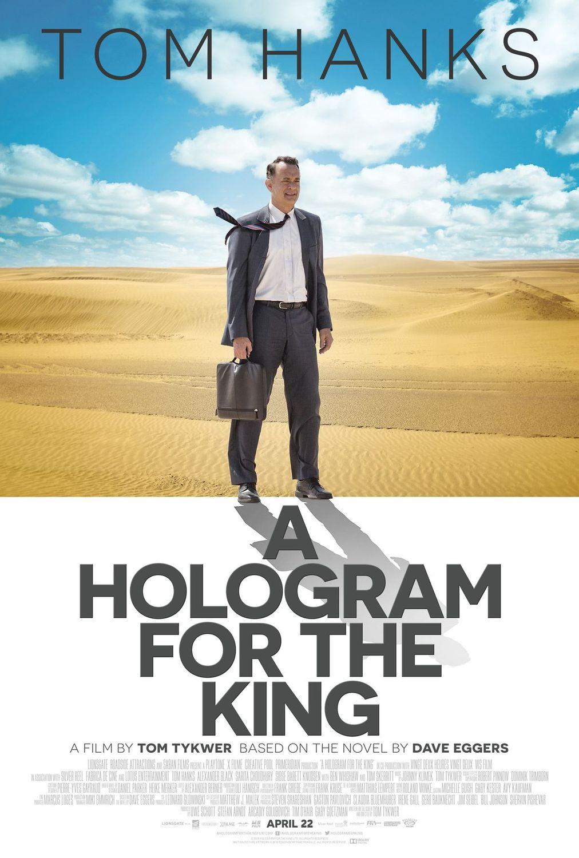 Hologram pro krále | Fandíme filmu