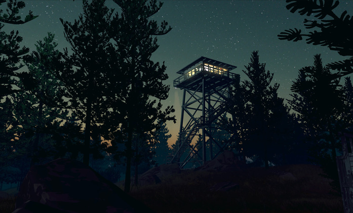 Firewatch: Adaptace slavné videohry představí temné stránky práce strážce parku | Fandíme filmu