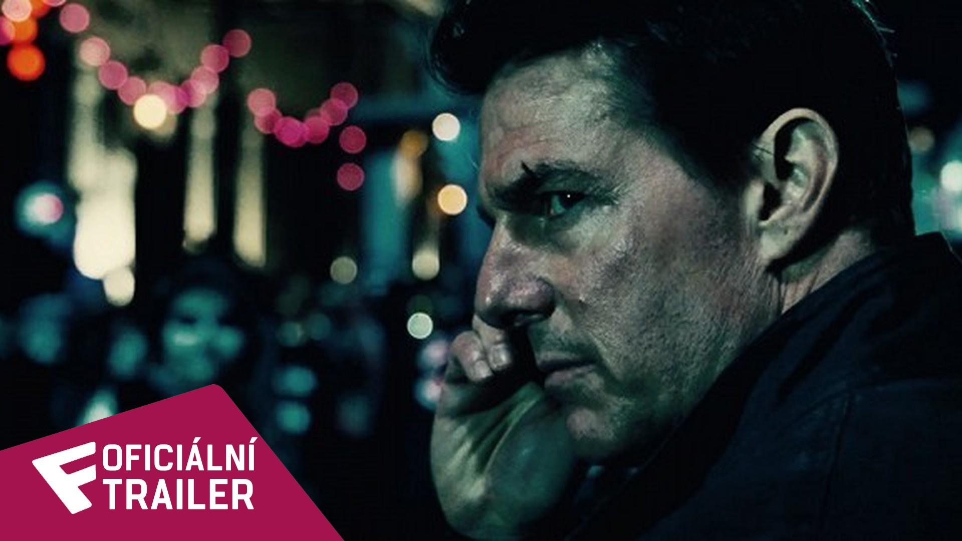 Jack Reacher: Nevracej se - Oficiální IMAX Trailer | Fandíme filmu