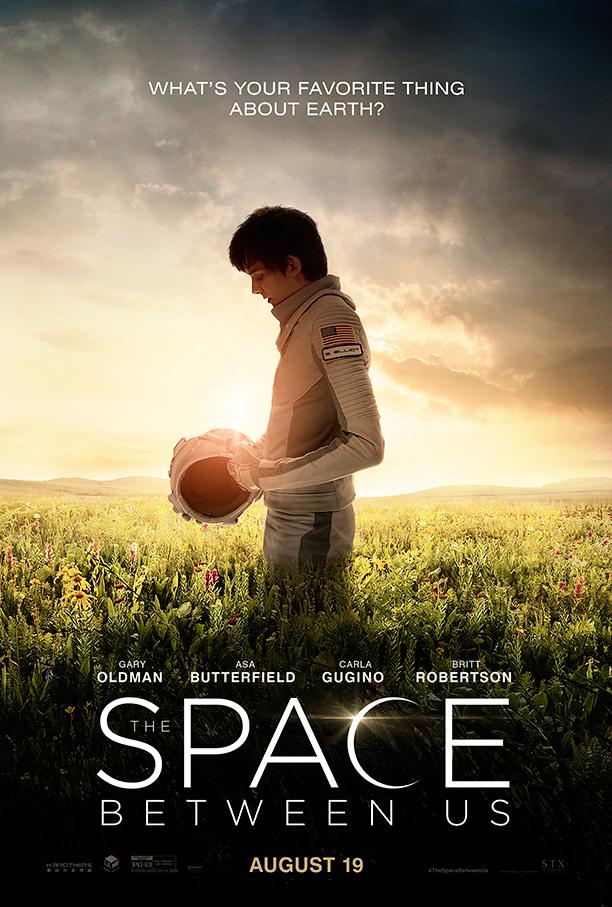 Vesmír mezi námi   Fandíme filmu