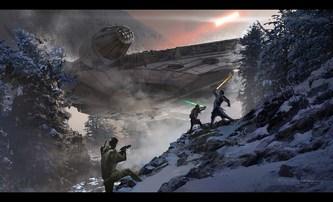 Star Wars: Jak by vypadaly, kdyby je stále dělal Lucas | Fandíme filmu