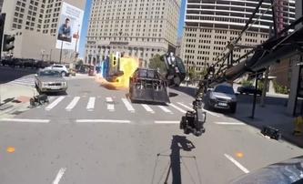 Transformers: Poslední rytíř: Seznamte se s Baybusterem | Fandíme filmu