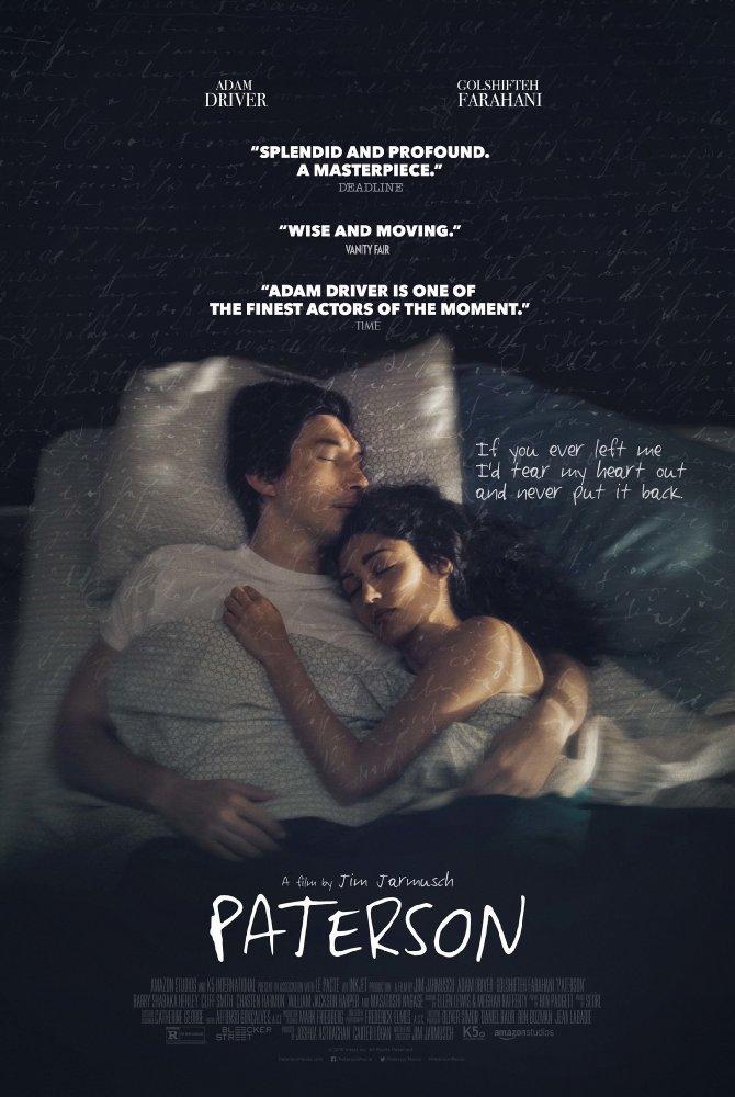 Paterson | Fandíme filmu