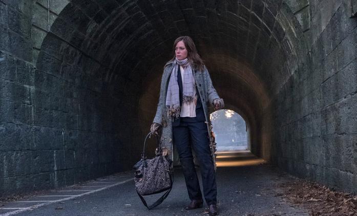 Box Office: Dívka ve vlaku si jede pro první místo   Fandíme filmu