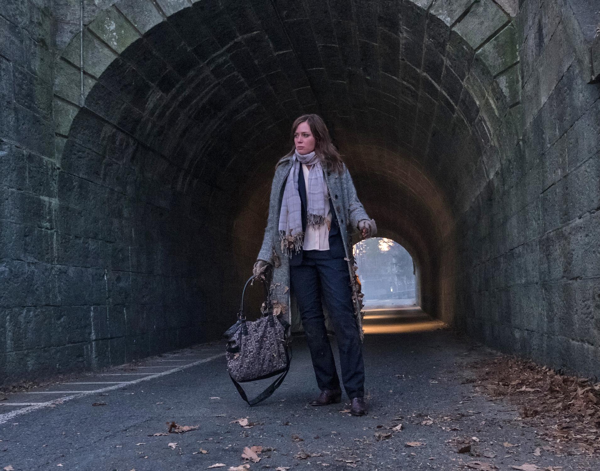 Box Office: Dívka ve vlaku si jede pro první místo | Fandíme filmu