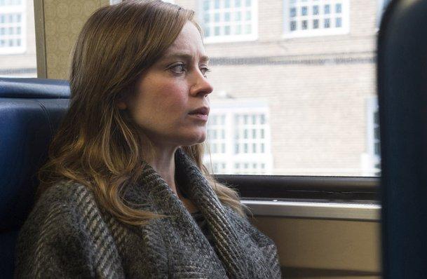 Dívka ve vlaku | Fandíme filmu