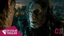 Piráti z Karibiku: Mrtví muži mnoho nepoví - Oficiální Teaser Trailer (CZ) | Fandíme filmu