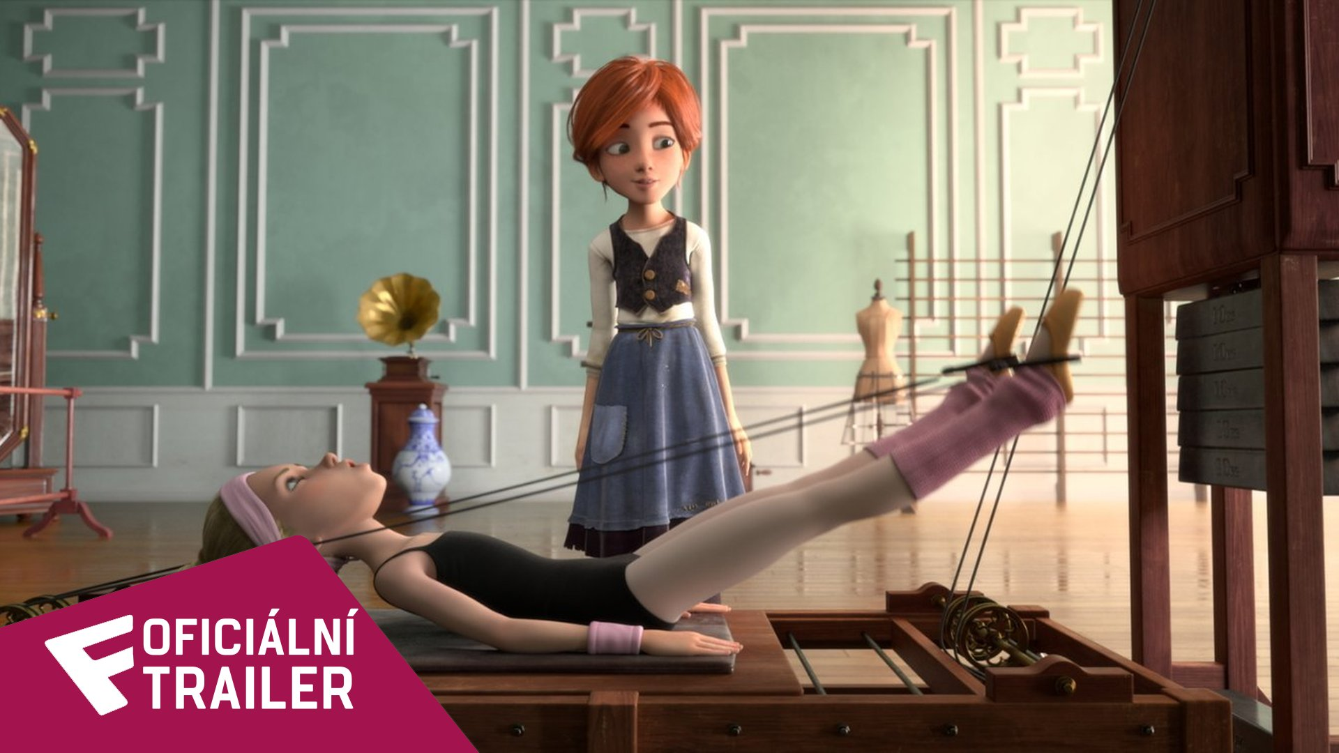 Ballerina - Oficiální Trailer   Fandíme filmu