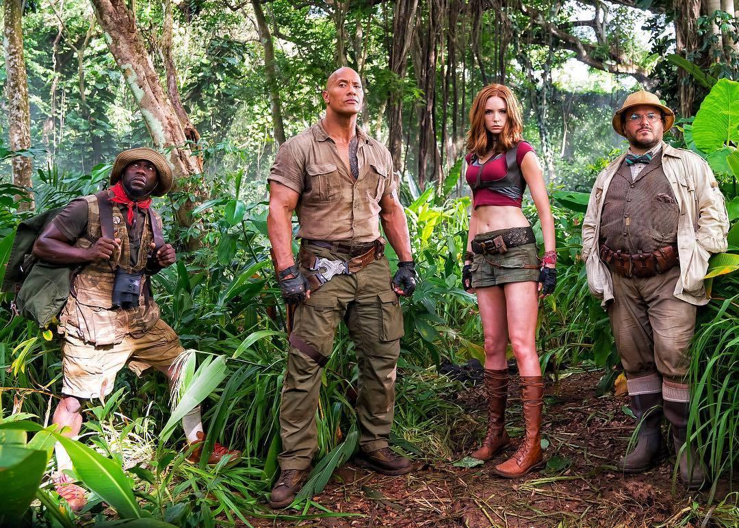 Jumanji: Vítejte v džungli: Ochutnávka z příštího traileru | Fandíme filmu