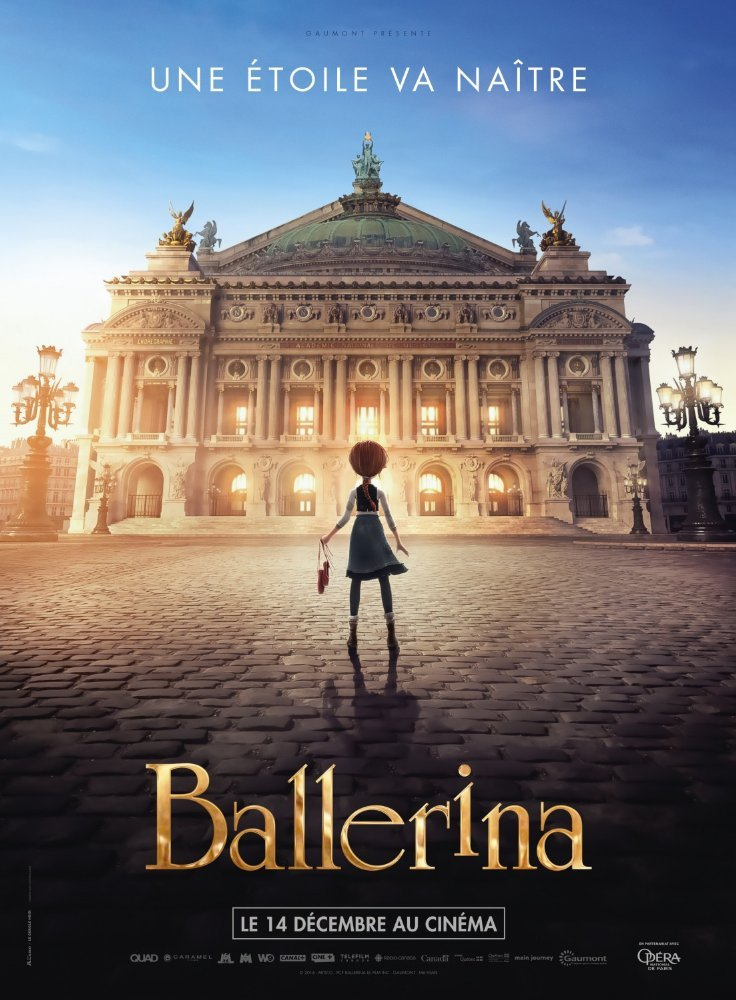 Balerína | Fandíme filmu