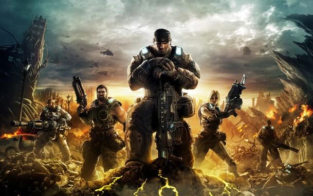 Gears of War: Filmová adaptace se hýbe vpřed   Fandíme filmu