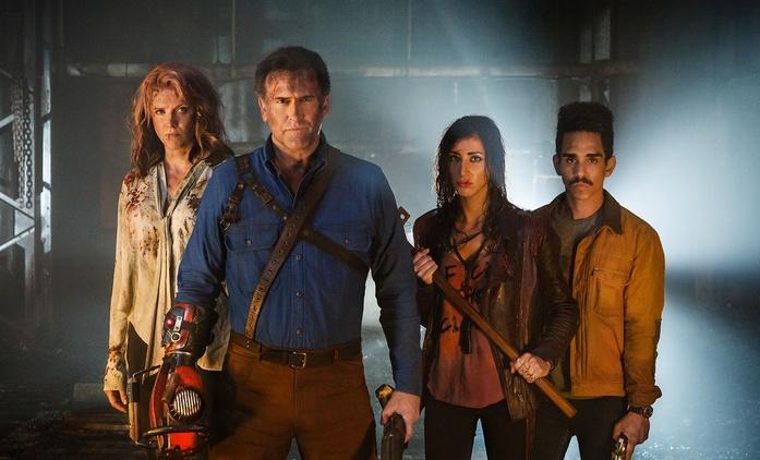 Ash vs Evil Dead dostal třetí řadu | Fandíme seriálům