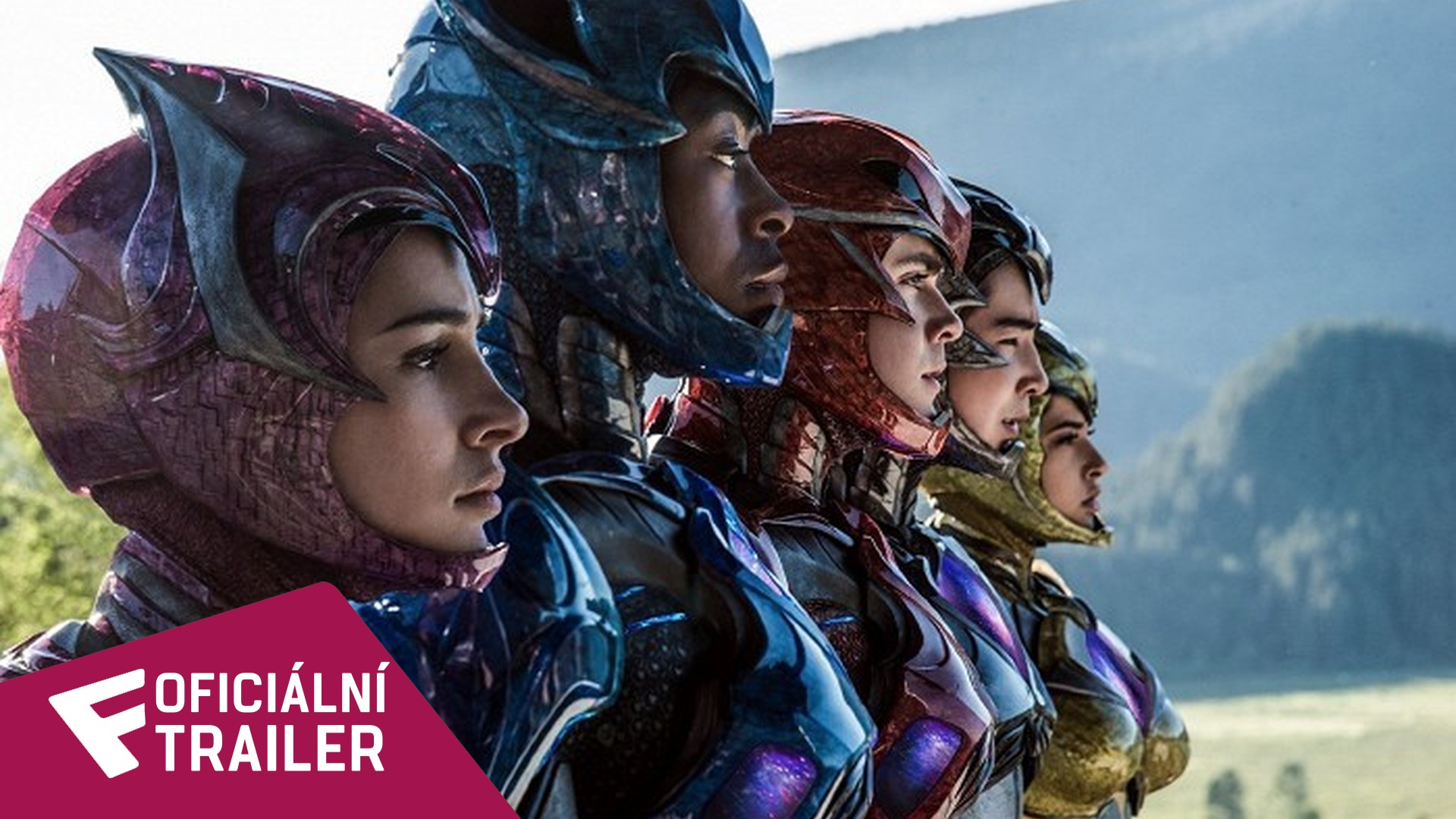 Power Rangers - Oficiální Teaser Trailer   Fandíme filmu