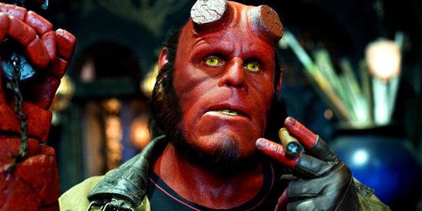 Hellboy si vyhlédl korejskou náhradu za bělošského herce   Fandíme filmu
