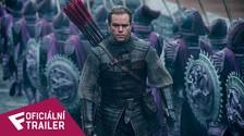 Velká čínská zeď - Oficiální Trailer #2 | Fandíme filmu