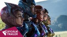 Power Rangers - Oficiální Teaser Trailer | Fandíme filmu