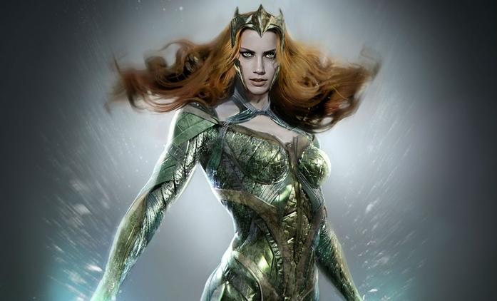 Aquaman: Amber Heard jako sexy Mera na první fotce | Fandíme filmu