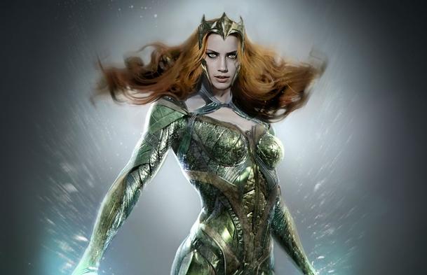 Justice League: Aquamanova žena Mera na první fotce | Fandíme filmu