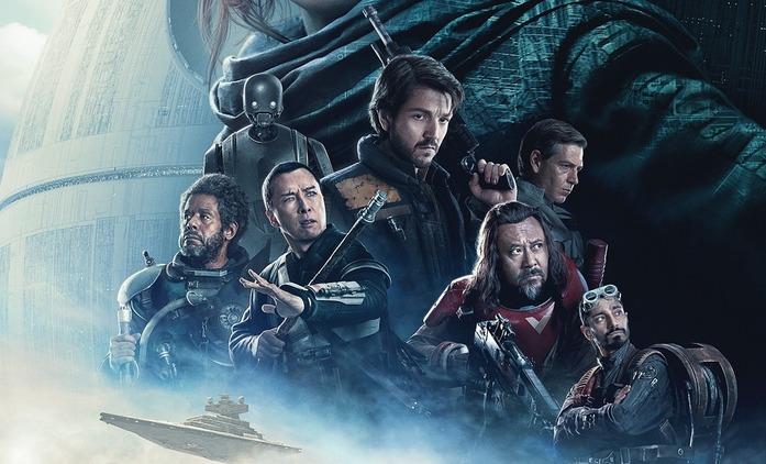 Rogue One: Star Wars Story: Finální trailer a plakát   Fandíme filmu