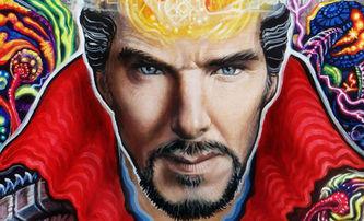 Doctor Strange: Mezinárodní trailer a psychedelické plakáty | Fandíme filmu
