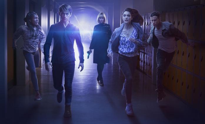 Class: Spin-off Doctora Who se představuje   Fandíme seriálům