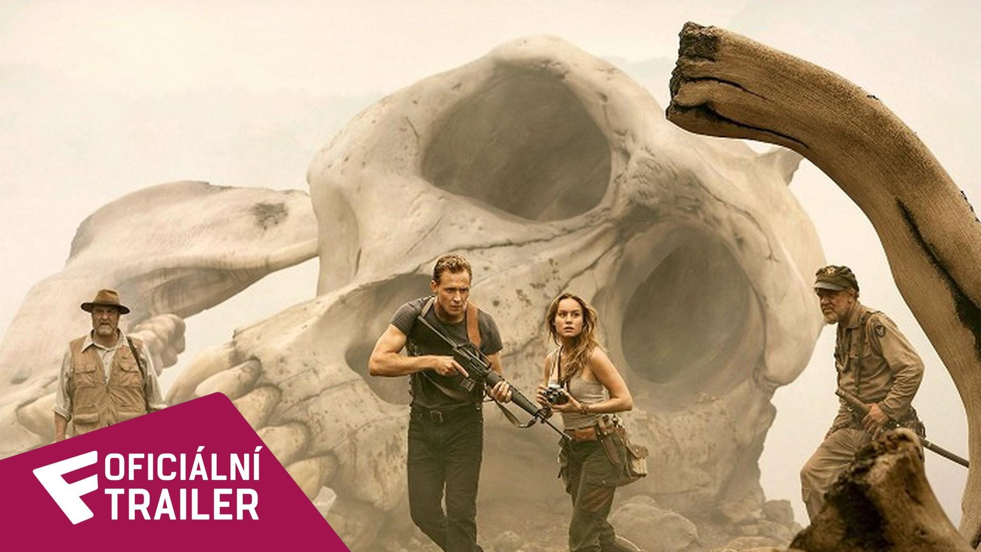 Kong: Ostrov lebek - Oficiální Trailer (Comic-Con) | Fandíme filmu