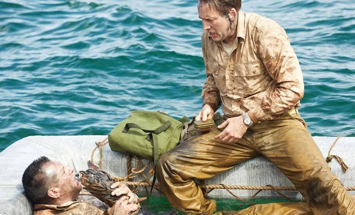USS Indianapolis: Men of Courage – Nicolas Cage proti žralokům | Fandíme filmu