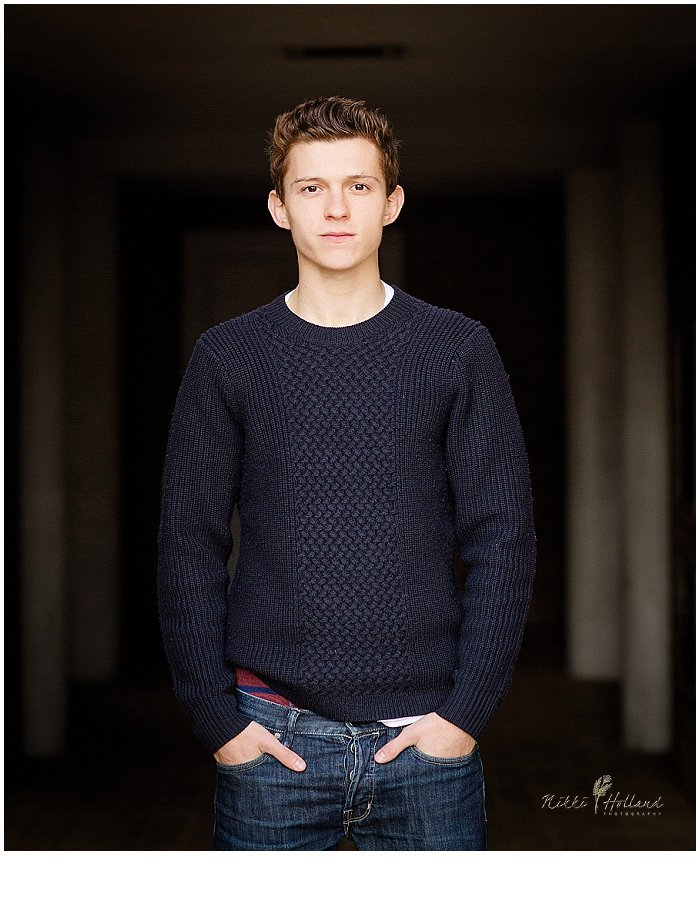 Tom Holland | Fandíme filmu