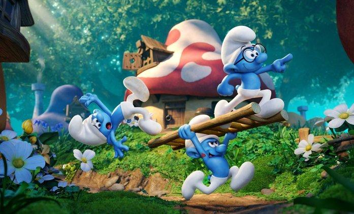Šmoulové: Zapomenutá vesnice - Modrásci budou plně animovaní | Fandíme filmu