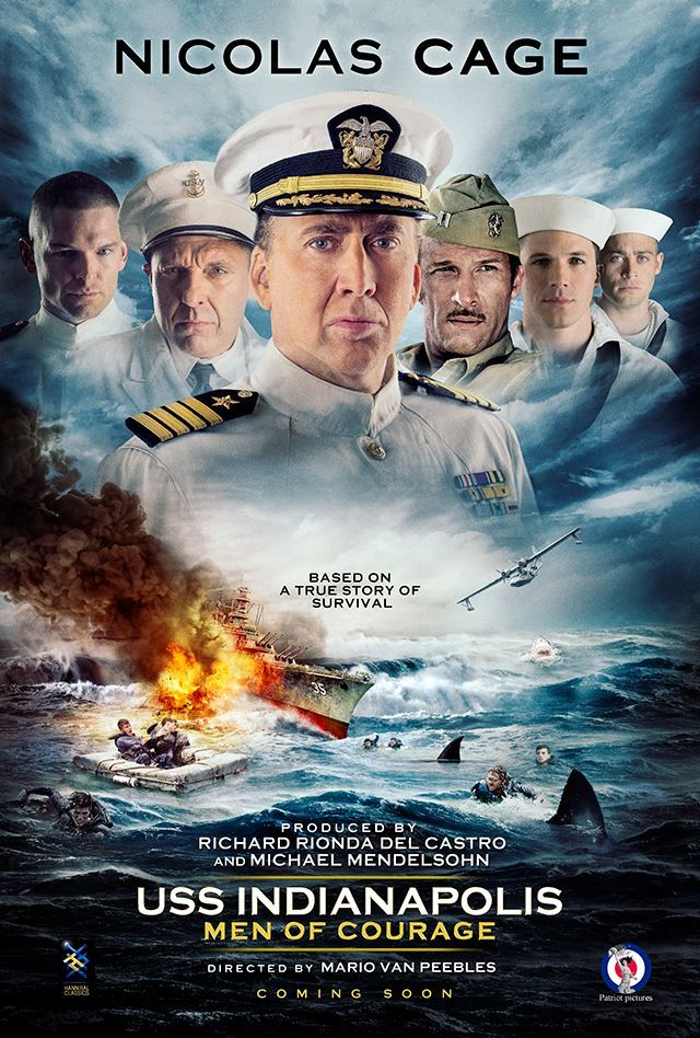 USS Indianapolis: Men of Courage | Fandíme filmu