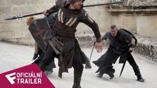 Assassin's Creed - Oficiální Trailer #2 | Fandíme filmu