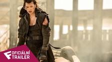 Resident Evil: Poslední kapitola - Oficiální Mezinárodní Trailer #2 | Fandíme filmu