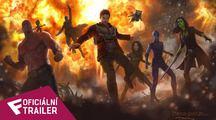 Strážci Galaxie 2 - Oficiální Teaser Trailer | Fandíme filmu