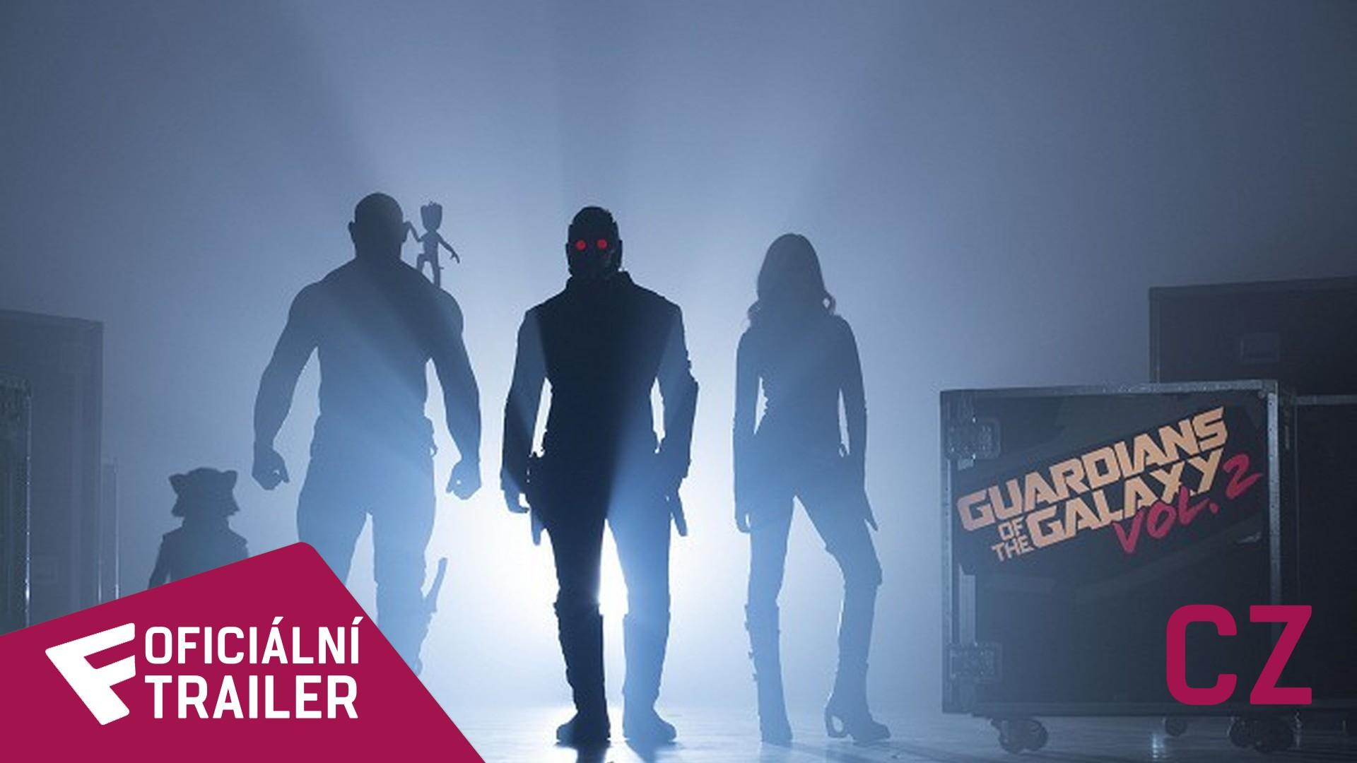Strážci Galaxie Vol. 2 - Oficiální Teaser Trailer (CZ- dabing) | Fandíme filmu