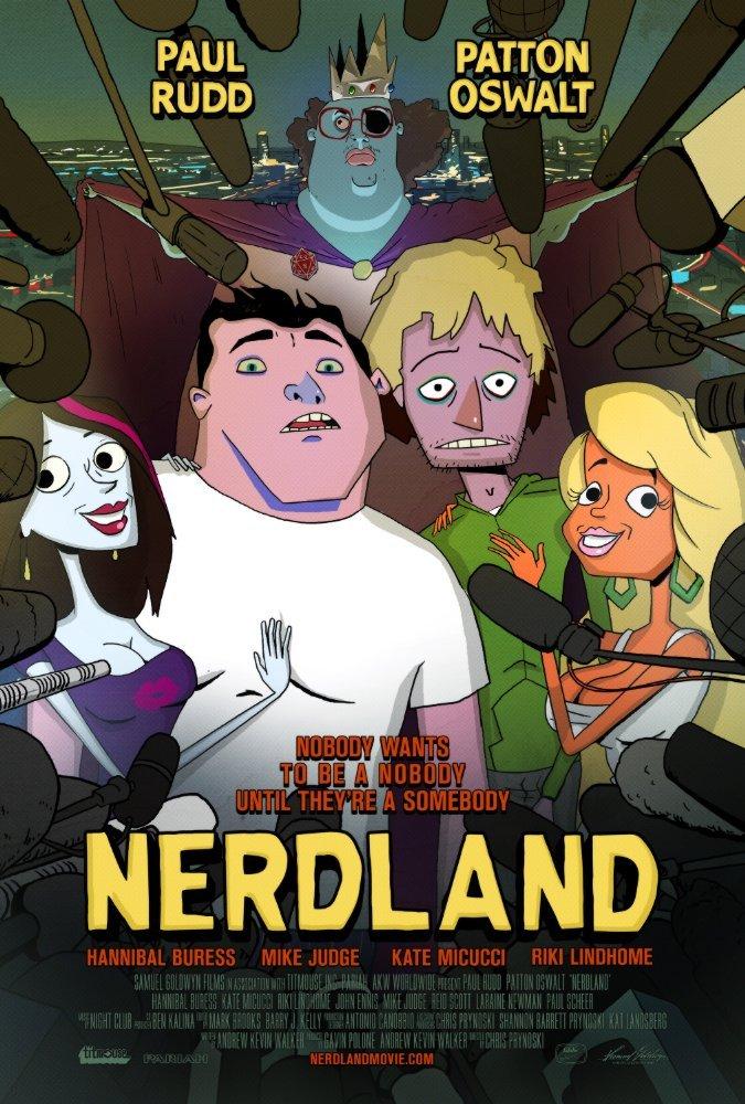 Nerdland   Fandíme filmu